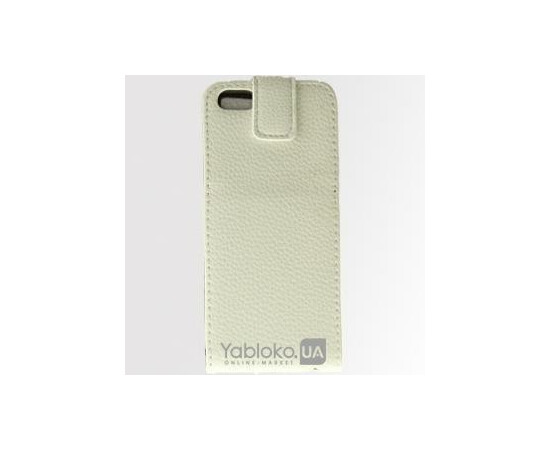 Чехол для iPhone 5/5S Yiping Flip Case (White), фото