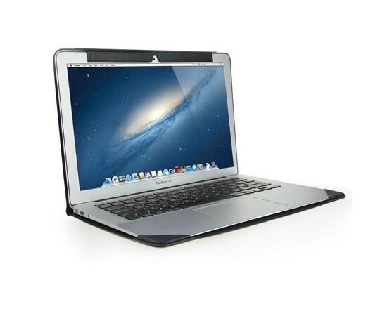 """Чехол для MacBook Air 11"""" iPearl Sleek Leather Case (Black), фото"""