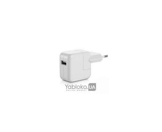 Зарядное устройство Apple iPad 10W USB Power Adapter-White, фото
