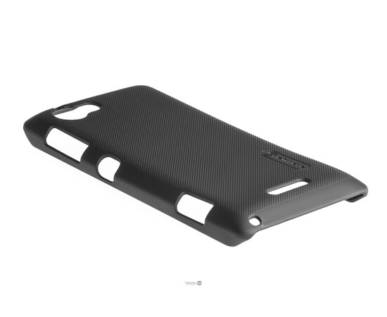 Чехол для Sony Xperia L Nillkin Super Shield (Black), фото