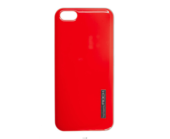 Чехол для iPhone 5C ROCK ethereal shell series Cover Case (Red), фото