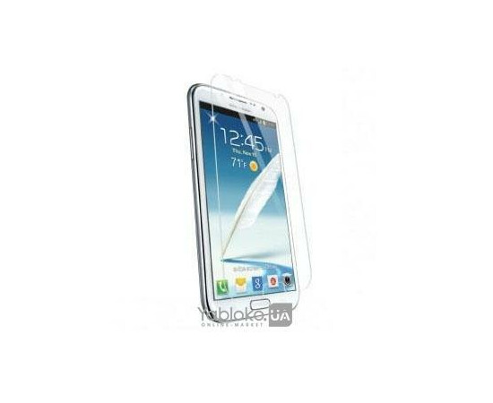 Защитная пленка для Samsung Galaxy Note II Kawin Screen protector Premium Tempered Glass, фото