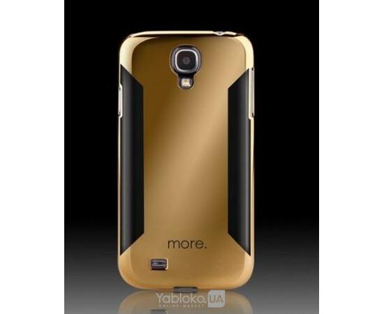 Чехол для Samsung Galaxy S4 More Para Metallic (Dark Gold), фото