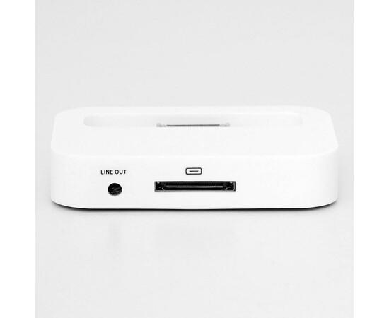 Док-станция для iPhone 4/4S- White, фото