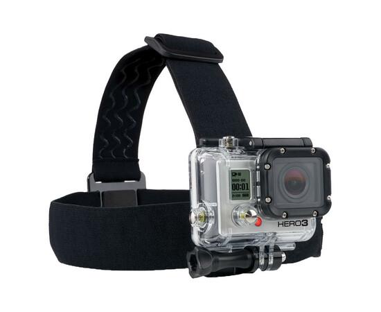 Крепление на голову для камеры GoPro Head Strap Mount (GHDS30), фото