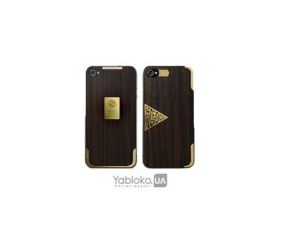 Декоративная наклейка для iPhone 4/4S SGP Skin Guard Set Series Metal Camagon SGP06916, фото