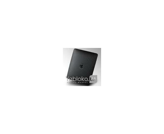 Карбоновая наклейка для iPad SGP Skin Guard Carbon Black, фото