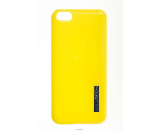 Чехол для iPhone 5C ROCK Ethereal Shell Series Cover Case (Yellow), фото