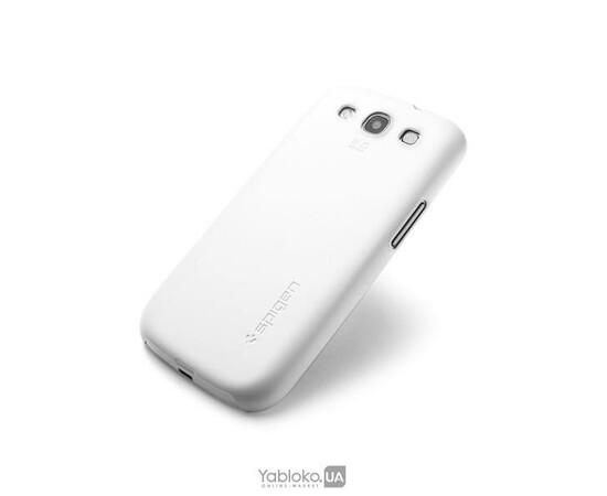 Чехол для Samsung Galaxy S III i9300 SGP Case Ultra Thin Air Series (White), фото