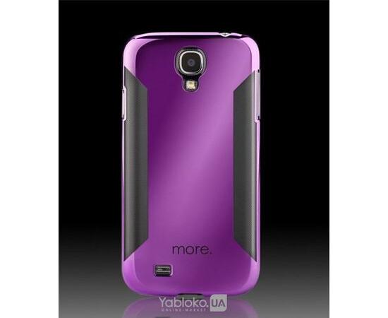 Чехол для Samsung Galaxy S4 More Para Metallic (Purple), фото