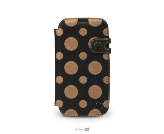 Чехол для Samsung Galaxy S3 ZENUS Masstige Dot Color Point Diary Series (Beige), фото