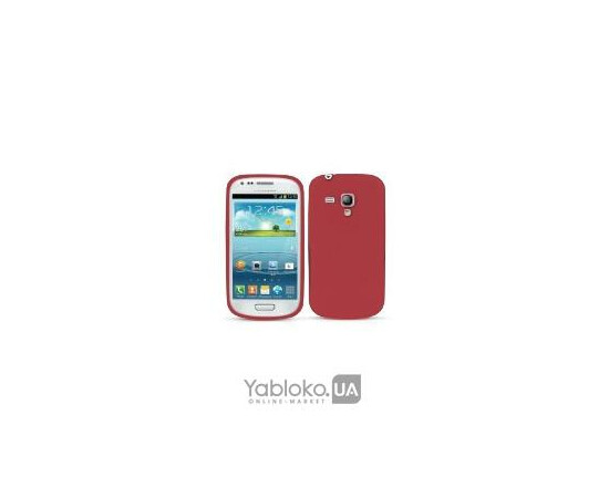 Чехол накладка для Samsung Galaxy SIII iTALKonline (Red), фото