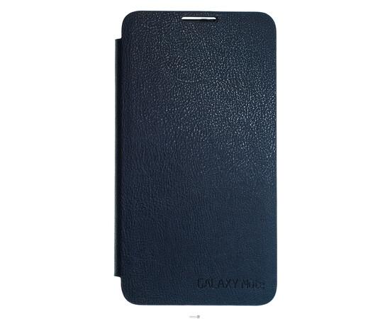 Чехол для Samsung Galaxy Note Flip Cover (Blue), фото