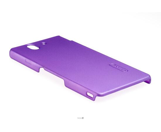 Чехол для Sony Xperia Z Nillkin Super Shield (Purple), фото
