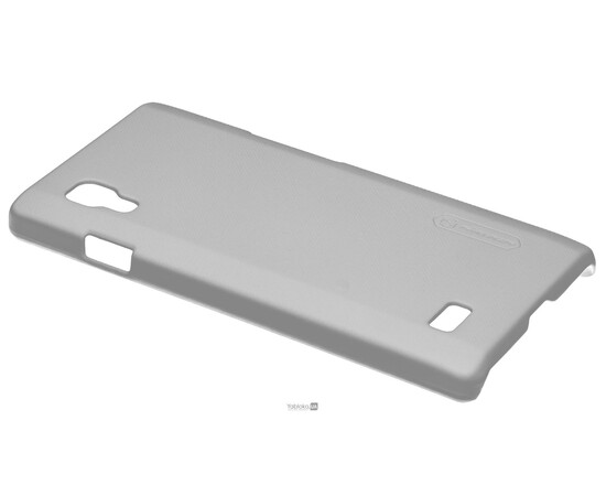 Чехол для LG Optimus L9 P769 Nillkin Super Shield (White), фото