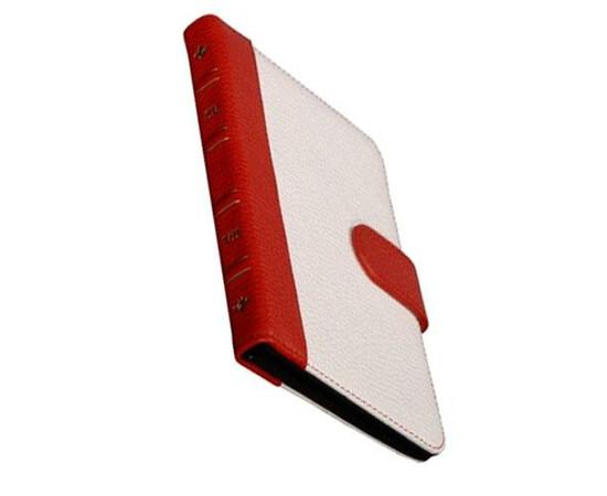 Обложка кожаная для электронной книги SB1995 BookCase (Blood & Milk), фото