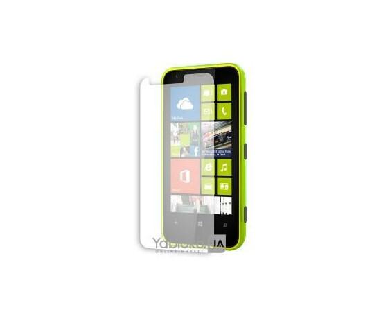 Защитная пленка для Nokia Lumia 620 Anti-Scratch (Clear), фото