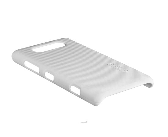 Чехол для Nokia Lumia 820 Nillkin Super Shield (White), фото