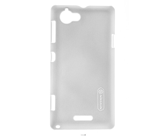 Чехол для Sony Xperia L Nillkin Super Shield (White), фото