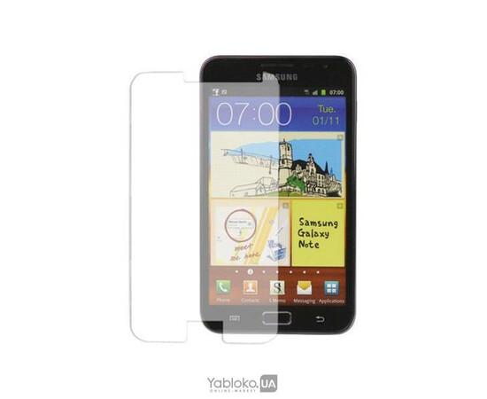 Защитная пленка для Samsung Galaxy N7000 GSW screen guard, фото