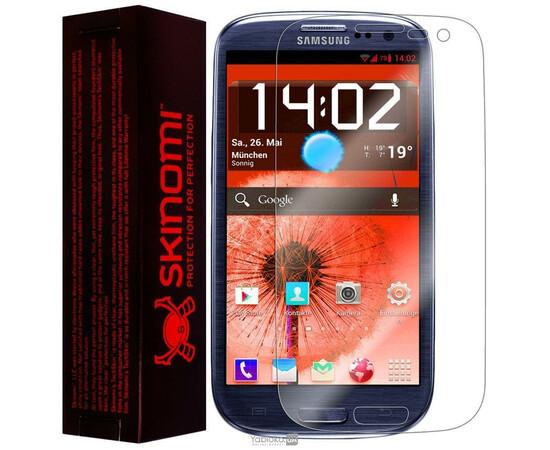Защитная пленка для Samsung Galaxy S III Skinomi TechSkin Screen Protector (Ultra Clear), фото