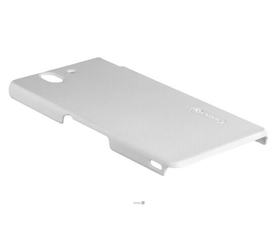 Чехол для Sony Xperia Z Nillkin Super Shield (White), фото