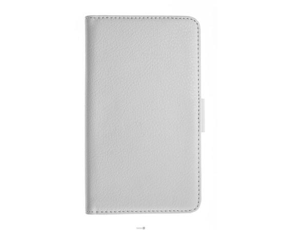 Чехол кожаный для Samsung Galaxy Note N7000 (White), фото