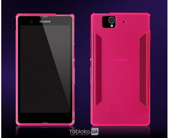 Чехол для Sony Xperia Z More Para Collection (Pink), фото