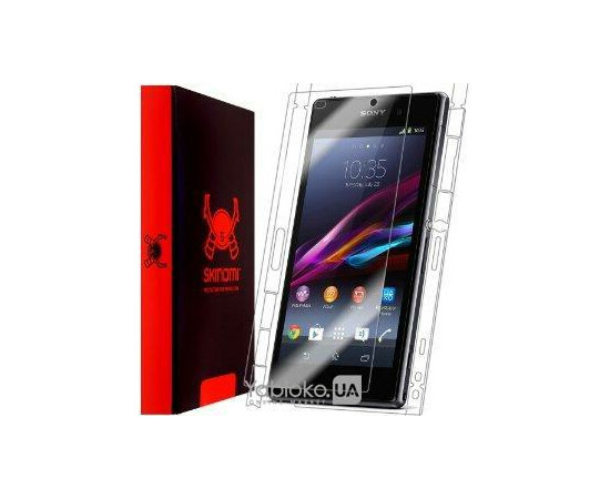Защитная пленка для Sony Xperia S Skinomi TechSkin Screen Protector (Ultra Clear), фото