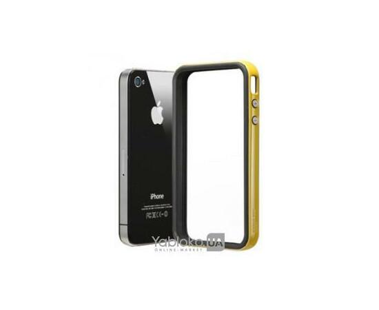 Чехол-бампер для iPhone 4/4S SGP Neo Hybrid EX Champange Gold (SGP07025), фото