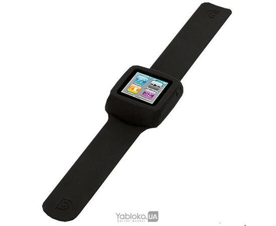 Чехол-ремешок для iPod nano 6G Griffin Slap, фото