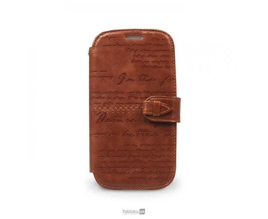 Чехол для Samsung Galaxy S3 ZENUS Masstige Lettering Diary Series (Brown), фото