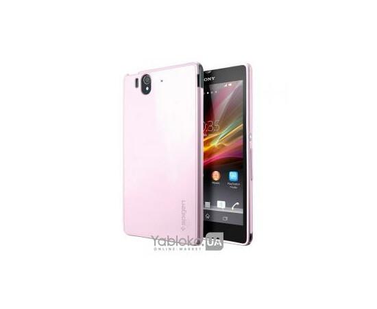 Чехол для Sony Xperia Z SGP Case Ultra Capsule (Pink), фото