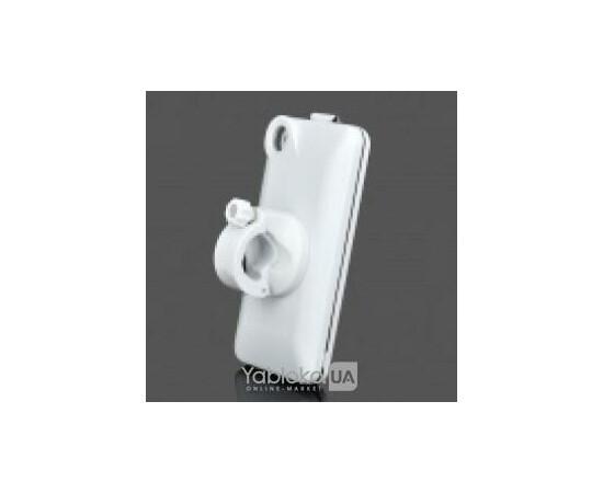 Велосипедный чехол-держатель для iPhone 4/4S Glory (White), фото