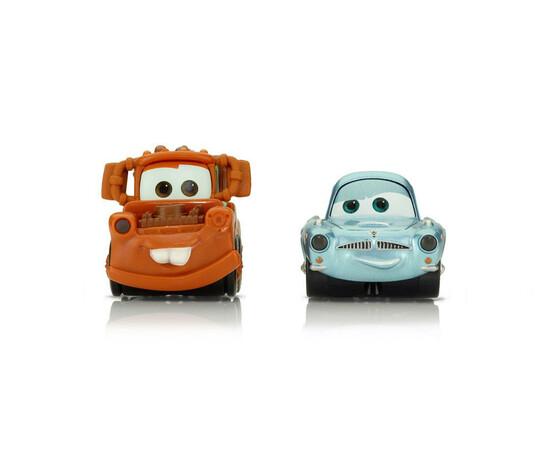 Машинки для iPad Disney Pixar Cars 2 AppMATes -(Mater+Finn)  Spin Master (2 Car), фото