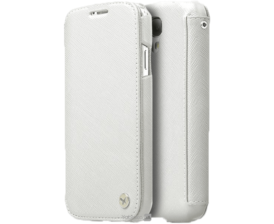 Чехол для Samsung Galaxy S4 ZENUS Minimal Diary Collection (White), фото