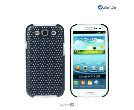 Чехол для Samsung Galaxy S3 Zenus Spunky Case Series (Black), фото