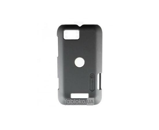 Чехол для Motorola (XT320) Defy mini Nillkin Super Shield (Black), фото