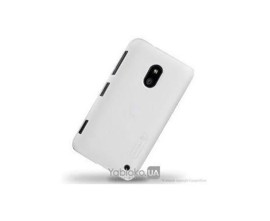 Чехол для Nokia Lumia 620 Nillkin Super Shield (White), фото