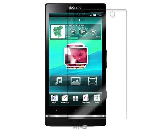 Защитная пленка для Sony Xperia U Skinomi TechSkin Screen Protector (Ultra Clear), фото