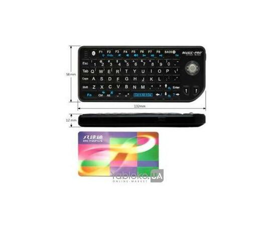 Bluetooth клавиатура Magic-Pro ProMini BT-Track, фото