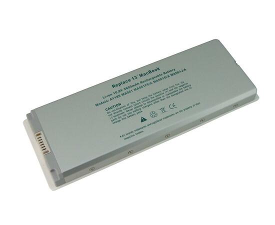 "Аккумулятор для MacBook 13"" A1185 Белый (ориг.), фото"