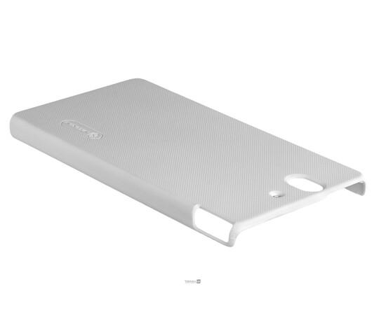 Чехол для Sony Xperia Z Nillkin Super Shield (White), фото , изображение 2