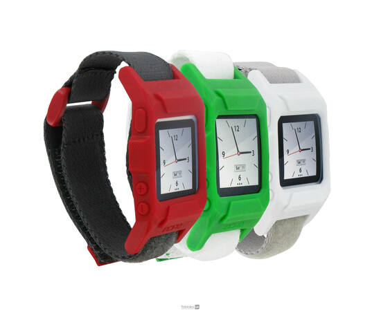 Чехол-браслет для iPod Nano 6G Incipio NGP (Graphite), фото , изображение 2