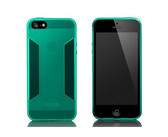Чехол для iPhone 5C More Para Collection (Coral-Sea Blue), фото
