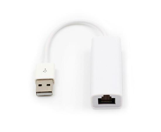LAN RJ45 Ethernet сетевой адаптер USB 2.0 вид сверху
