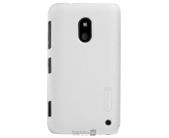 Чехол для Nokia Lumia 620 Nillkin Super Shield (White), фото , изображение 2