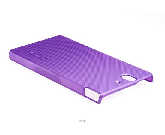 Чехол для Sony Xperia Z Nillkin Super Shield (Purple), фото , изображение 2