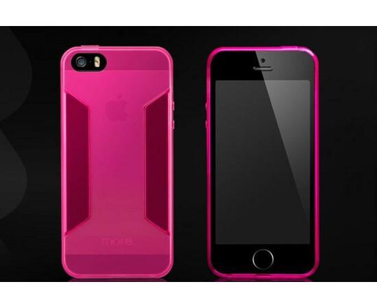 Чехол для iPhone 5C More Para Collection (Pink), фото