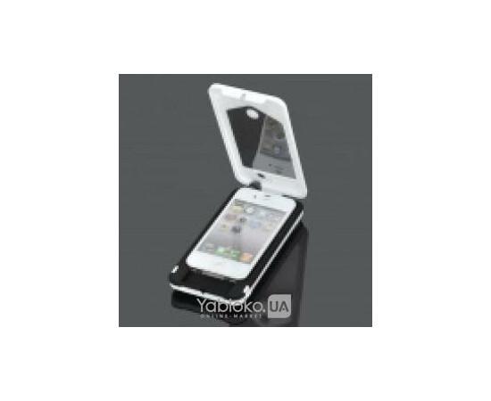 Велосипедный чехол-держатель для iPhone 4/4S Glory (White), фото , изображение 2